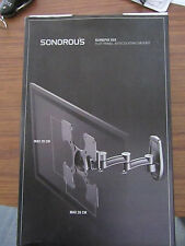 SONOROUS Surefix 523 Flat Panel Mounts 100x100mm, 200x200mm, 75x75 mm 7769551