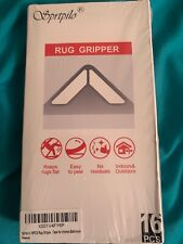 16 PCS Rug Gripper Tape For Kitchen And Bathroom (New)