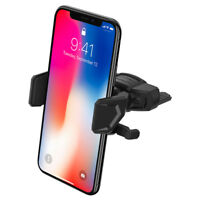 Universal One Tap CD Slot Car Mount Spigen® [TMS24] Car Holder for iPhone 8,8+,X