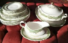 RAFFINATO SERVIZIO INGLESE ROYAL DOULTON PORCELLANA BONE CHINA DEC FONTAINEBLEAU