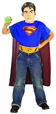 Rubies Superman Costume Set One size 3-17149 Childrens fancy dress Carneval new