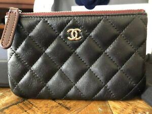 Chanel mini O case pouch