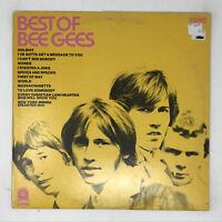 Best Of Bee Gees LP Vinyl Record Original 1969 Soul Funk Disco