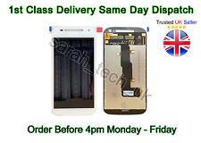 Motorola E2 écran LCD Numériseur Tactile Assemblage Blanc XT1505 XT1524 XT1526