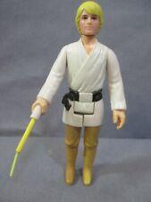 Star Wars LUKE SKYWALKER Farmboy Action Figure Complete 1977 Vintage