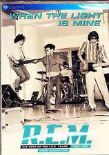 R.E.M. when the light is mine  DVD NEU OVP/Sealed