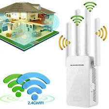 AC1200 WiFi Range Extender Repeater Wireless Booster Router Dual Band Gigabit