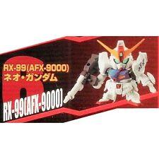 SD Gundam Warrior NEXT 21 Gashapon - RX-99 (AFX-9000) Neo Gundam