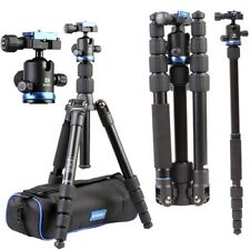 Benro iFoto 5 Section Aluminium Travel Tripod - Holds 8KG