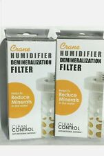 Lot of 2 Crane Humidifier Demineralization Filter HS1932
