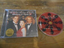CD VA Christmas In Vienna IV (22 Song) SONY CLASSICAL jc Domingo Bolton Huang