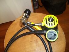 US Divers Micra and Octo 1st and 2nd Stage for Scuba Diving