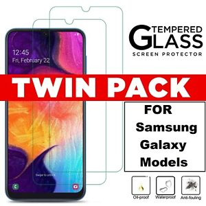 Good Quality Tempered Glass Screen Protector Screen Saver For Samsung  Models