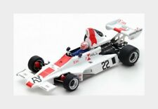 Hill F1 Gh1 #22 5Th England Gp 1975 A.Jones White Red SPARK 1:43 S5675