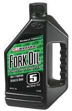 54916 MAXIMA FORK OIL 5W 16OZ