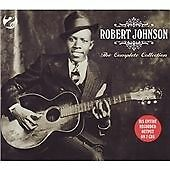 The Complete Collection, Robert Johnson, Very Good Double CD