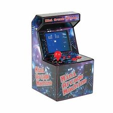 Funtime Desktop Mini Arcade Machine Retro 80s 240 Games Console Games Gift