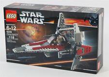RARE LEGO STAR WARS CLONE V-WING 6205 SET - CLONE WARS - BNIB