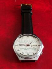 Vintage Watch  Raketa perpetual calendar Soviet USSR  Men's Watch
