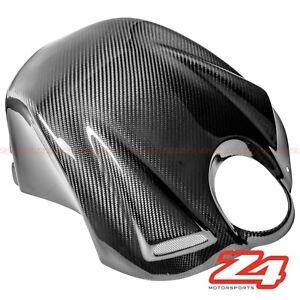2008-2010 Buell 1125R 1125CR Carbon Fiber Gas Tank Air Box Cover Cowling Fairing