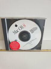 Mac Os 8.1 Install CD Rom, gut erhalten