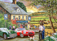 The House Of Puzzles - 1000 PIECE JIGSAW PUZZLE - Pleasant Evening