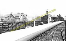 Edale Railway Station Photo. Hope to Chinley and Chapel-en-le-Frith Lines. (1)