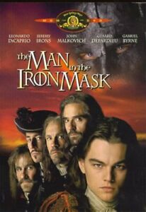 The Man in the Iron Mask DVD, Hugh Laurie, Peter Sarsgaard, Edward Atterton, Jud