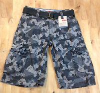 levi's boys ripstop camo Non-Denim West Coast cargo shorts