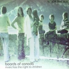Boards of Canada Music Has The Right to Children Double LP Vinyl 33rpm 2013