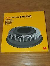 Kodak Carousel S-AV1000 Slide Tray