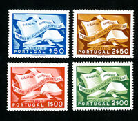 Portugal Stamps # 813-15 VF OG LH Catalog Value $40.65