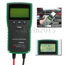12V LCD Digital Truck Car Automotive Battery Load Tester Analyzer Diagnostic CCA