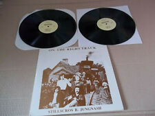 Crosby, Stills, Nash and Young - Live in 1970 rare double LP Not Tmoq NM