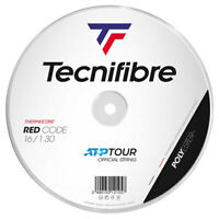 Tecnifibre Pro RedCode 17 1.25mm Tennis String -  200M Reel