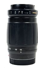Tamron 100-300mm f/5-6.3 for MINOLTA AF MOUNT