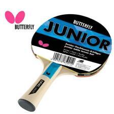 Butterfly JUNIOR Tischtennisschläger Kinder Trainingsschläger Tischtennis TT Neu