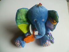 The Very Hungry Caterpillar Elephant Activity Soft Toy