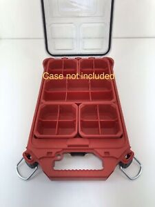 Milwaukee Packout Low Profile Organizer Compatible Divider Set