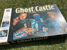 Mb Games Ghost Castle Haunted House Board Game Complete Boxed 1985 VGC