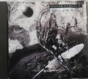 david sylvian - secrets of the beehive CD 1987