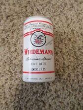 Wiedemann Bohemian Special Fine G Heileman Brewing LaCrosse 12 oz Beer Can