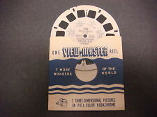 Sawyer's Viewmaster Reel,1952,Race Horses of The Bluegrass Country,Kentucky,342