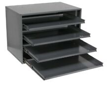 4 DRAWER LARGE SLIDE RACK FOR TRAYS AND ASSORTMENTS DURHAM