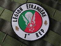"""Patch - ECUSSON  - """" 1er REP """" Légion étrangère TAP PARA INDO ALGERIE VETERAN"""