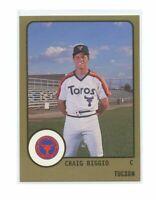 1988 ProCards Minor League #166 Craig Biggio Astros Rookie Card