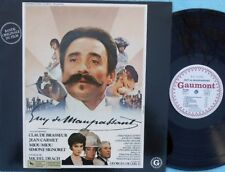 Georges Delerue ORIG FRE OST LP Guy De Maupassant NM '82 Gaumont 753808
