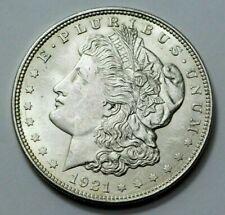 "1921-P MS UNC VAM ""Die Break"" Morgan Dollar Silver U.S. Coin Ultra Rare!"