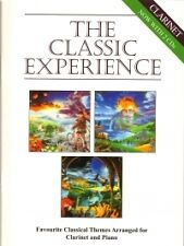 CLASSIC EXPERIENCE CLARINET Book & 2 CD's Lanning