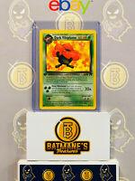 Dark Vileplume 30/82 1st Edition NM Near Mint Team Rocket Non-Holo Pokemon Card